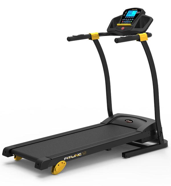 Landice Treadmill Safety Key: 1.5 CHP Treadmill Walker Machine For Walking Jogging 1