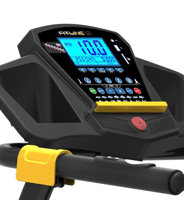 Landice L7 Treadmill Ebay: 1.5 CHP Treadmill Walker Machine For Walking Jogging 1