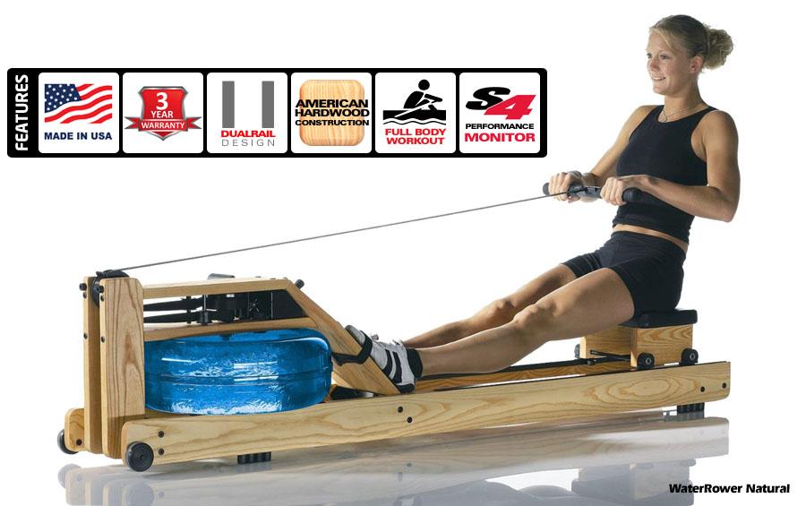 row boat exercise machine